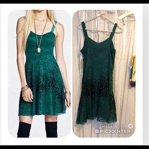 🌸FINAL❤️Free people lace sun dress